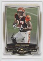 Andre Caldwell /125