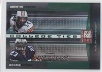 Quentin Groves, Ronnie Brown /800