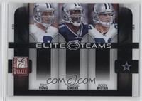 Jason Witten, Terrell Owens, Tony Romo /800