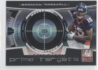 Brandon Marshall /400