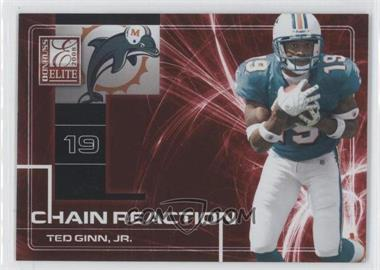 2008 Donruss Elite [???] #CR-22 - Ted Ginn /200