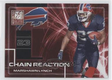2008 Donruss Elite [???] #CR-4 - Marshawn Lynch /200