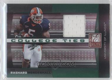 2008 Donruss Elite [???] #CT-10 - Rashard Mendenhall /150