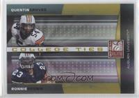 Ronnie Brown, Quentin Groves /400