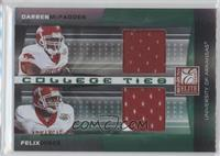 Felix Jones, Darren McFadden /100