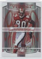 Jerry Rice, Calvin Johnson /800
