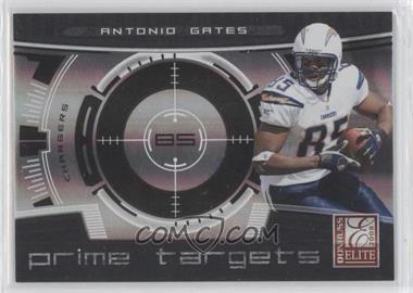 2008 Donruss Elite [???] #PT-15 - Antonio Gates /400