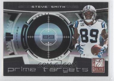 2008 Donruss Elite [???] #PT-18 - Steve Smith /400