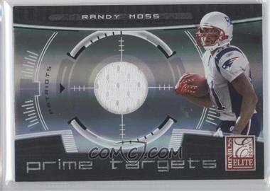 2008 Donruss Elite [???] #PT-2 - Randy Moss /199