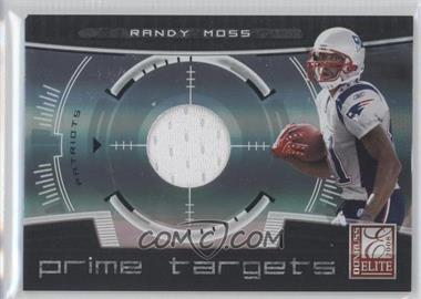 2008 Donruss Elite [???] #PT-2 - Randy Moss /199