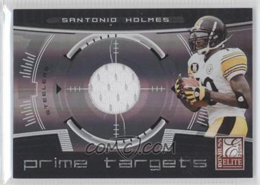 2008 Donruss Elite [???] #PT-21 - Santonio Holmes /199