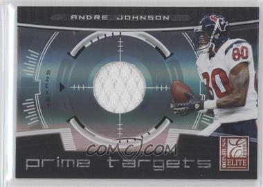 2008 Donruss Elite [???] #PT-22 - Andre Johnson /199