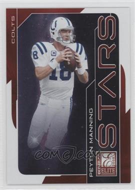2008 Donruss Elite [???] #S-11 - Peyton Manning /800