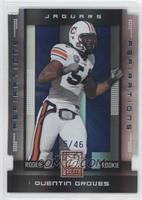 Quentin Groves /46