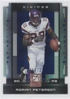 Adrian Peterson /72