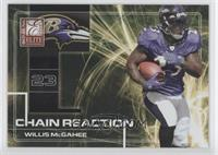 Willis McGahee /800