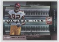 Ernie Wheelwright IV /200