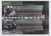 Quentin Groves, Ronnie Brown /200