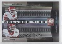 Darren McFadden, Felix Jones /200