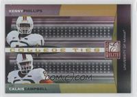 Calais Campbell, Kenny Phillips /400