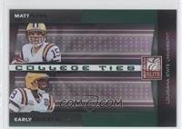 Matt Flynn, Early Doucet III /800