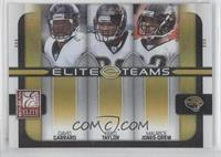 Fred Taylor, Maurice Jones-Drew, David Garrard /200