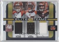 Chad Johnson, T.J. Houshmandzadeh, Carson Palmer /199