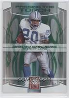 Adrian Peterson, Barry Sanders /400