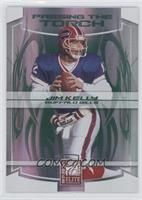 Jim Kelly, Trent Edwards /400
