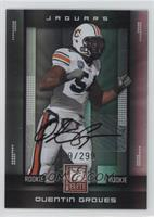 Quentin Groves /299