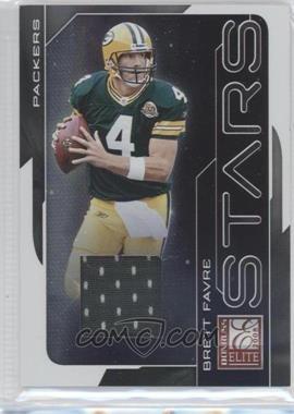 2008 Donruss Elite Stars Silver Jerseys [Memorabilia] #S-1 - Brett Favre /199