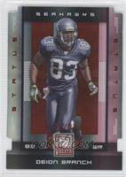 Deion Branch /83