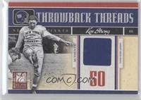 Ken Strong, Sid Luckman /199