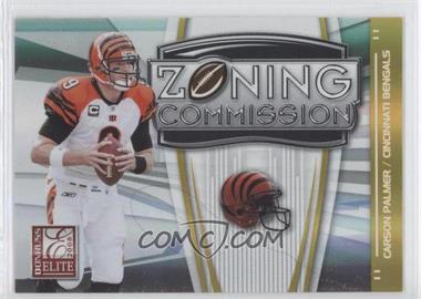 2008 Donruss Elite Zoning Commission Gold #ZC-11 - Rudi Johnson /800