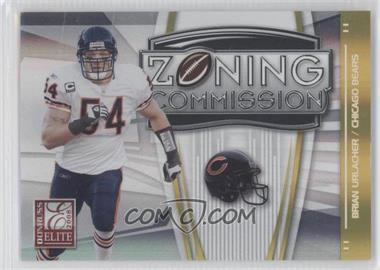 2008 Donruss Elite Zoning Commission Gold #ZC-29 - Brian Urlacher /800