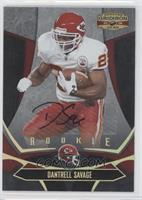 Dantrell Savage /250