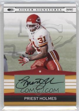 2008 Donruss Silver Signatures #SS-PH - Priest Holmes