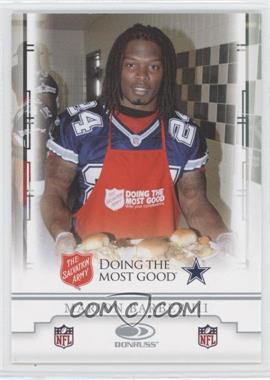 2008 Donruss Thanksgiving Classics #N/A - Marion Barber III