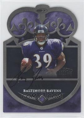 2008 Donruss Threads Crowns Pro Autographs [Autographed] #19 - Ray Rice