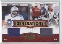 Steve Largent, Deion Branch /250