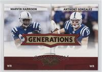 Anthony Gonzalez, Marvin Harrison