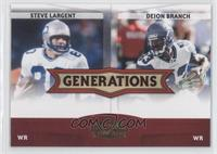 Steve Largent, Deion Branch