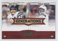 Dan Fouts, Philip Rivers