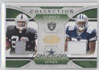 Darren McFadden, Felix Jones /25