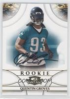 Quentin Groves (Autographed) /299