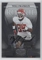 New Generation Signatures - Will Franklin /249
