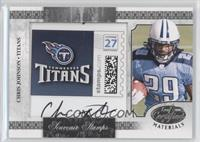 Chris Johnson /21