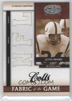 Lenny Moore /50