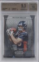 Peyton Hillis /499 [BGS9.5]