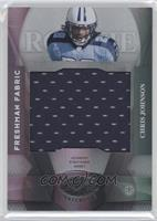 Freshman Fabric - Chris Johnson /599